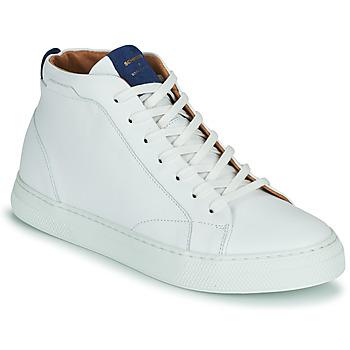 Pantofi Bărbați Pantofi sport stil gheata Schmoove SPARK MID Alb
