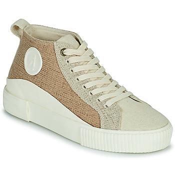 Pantofi Femei Pantofi sport stil gheata Armistice FOXY MID LACE W Bej