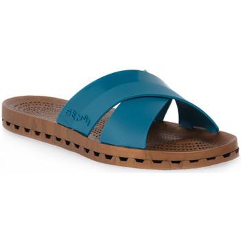 Pantofi Femei Papuci de vară Sensi 347 AMALFI PAVONE Beige