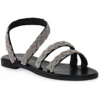Pantofi Femei Sandale  Mosaic NERO BRAIDS Nero