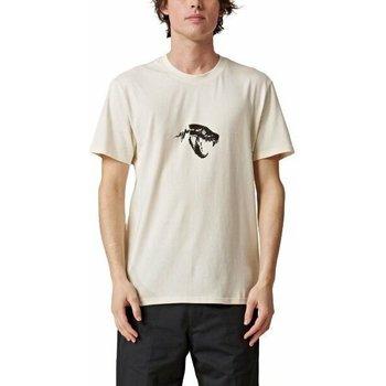 Îmbracaminte Bărbați Tricouri mânecă scurtă Globe T-shirt  Dion Agius Hollow beige