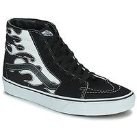 Pantofi Bărbați Pantofi sport stil gheata Vans SK8-HI Negru / Gri