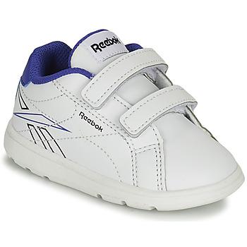 Pantofi Băieți Pantofi sport Casual Reebok Classic RBK ROYAL COMPLETE Alb / Albastru