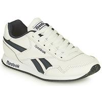 Pantofi Băieți Pantofi sport Casual Reebok Classic REEBOK ROYAL CLJOG Alb / Negru