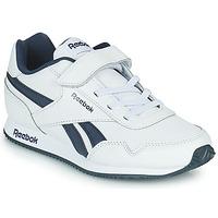 Pantofi Băieți Pantofi sport Casual Reebok Classic REEBOK ROYAL CLJOG Alb / Albastru
