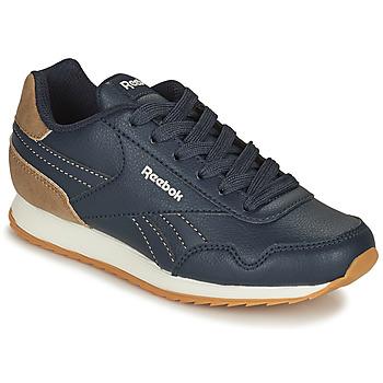 Pantofi Copii Pantofi sport Casual Reebok Classic REEBOK ROYAL CLJOG Albastru / Maro
