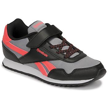 Pantofi Băieți Pantofi sport Casual Reebok Classic REEBOK ROYAL CLJOG Negru / Roșu