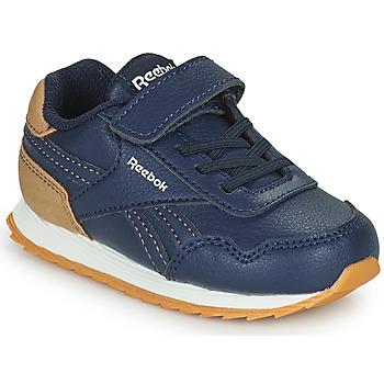 Pantofi Băieți Pantofi sport Casual Reebok Classic REEBOK ROYAL CLJOG Albastru / Maro