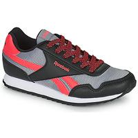Pantofi Copii Pantofi sport Casual Reebok Classic REEBOK ROYAL CLJOG Negru / Roșu