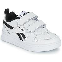 Pantofi Copii Pantofi sport Casual Reebok Classic REEBOK ROYAL PRIME Alb / Negru
