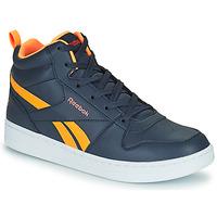 Pantofi Copii Pantofi sport stil gheata Reebok Classic REEBOK ROYAL PRIME Albastru / Portocaliu