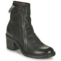 Pantofi Femei Botine Airstep / A.S.98 JAMAL LOW Negru