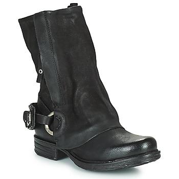 Pantofi Femei Ghete Airstep / A.S.98 SAINT EC Negru