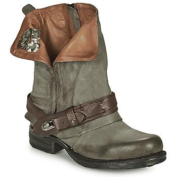 Pantofi Femei Ghete Airstep / A.S.98 SAINT BIKE Gri