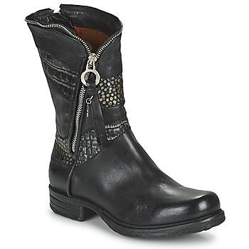 Pantofi Femei Ghete Airstep / A.S.98 SAINTEC CO Negru