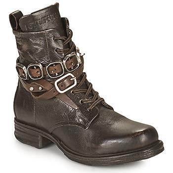 Pantofi Femei Ghete Airstep / A.S.98 SAINTEC BRIDE Maro