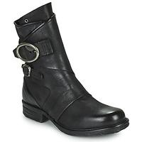 Pantofi Femei Ghete Airstep / A.S.98 SAINTEC DOUBLE Negru