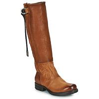 Pantofi Femei Cizme casual Airstep / A.S.98 SAINTEC HIGH Camel