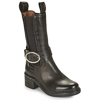 Pantofi Femei Botine Airstep / A.S.98 NOVASUPER CHELS Negru