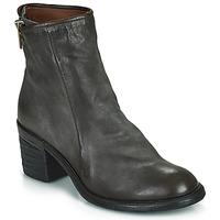 Pantofi Femei Botine Airstep / A.S.98 JAMAL LOW Maro
