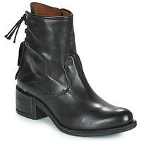 Pantofi Femei Ghete Airstep / A.S.98 OPEA LACE Negru