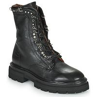 Pantofi Femei Ghete Airstep / A.S.98 HEAVEN LACE Negru