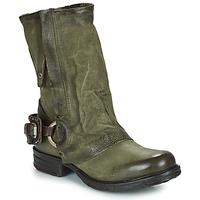 Pantofi Femei Ghete Airstep / A.S.98 SAINT EC Kaki