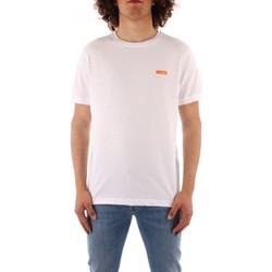 Îmbracaminte Bărbați Tricouri mânecă scurtă Refrigiwear JE9101-T27100 WHITE