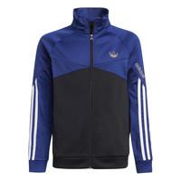Îmbracaminte Copii Bluze îmbrăcăminte sport  adidas Originals SENTIRA Negru / Albastru