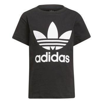 Îmbracaminte Copii Tricouri mânecă scurtă adidas Originals CHANTIS Negru