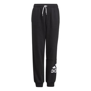 Îmbracaminte Băieți Pantaloni de trening adidas Performance DRESSIN Negru