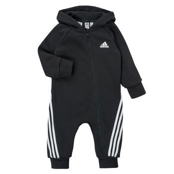 Îmbracaminte Copii Jumpsuit și Salopete adidas Performance TOMILA Negru