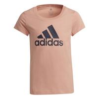 Îmbracaminte Fete Tricouri mânecă scurtă adidas Performance ALBERIC Roz