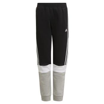 Îmbracaminte Băieți Pantaloni de trening adidas Performance KATELINA Negru / Gri