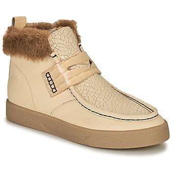 Pantofi Femei Pantofi sport stil gheata Mam'Zelle AMOR Alb