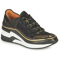 Pantofi Femei Pantofi sport Casual Mam'Zelle VANIO Negru
