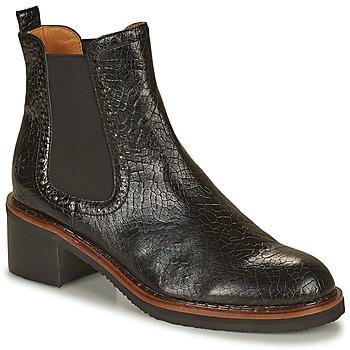 Pantofi Femei Ghete Mam'Zelle GRADO Negru