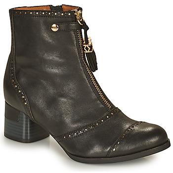 Pantofi Femei Botine Mam'Zelle MALO Negru