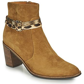 Pantofi Femei Botine Mam'Zelle NESSY Camel