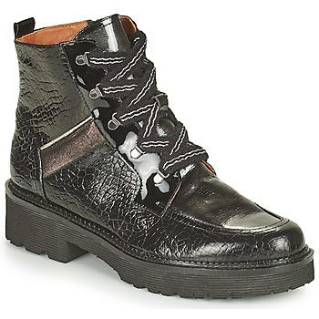 Pantofi Femei Ghete Mam'Zelle ROLL Negru
