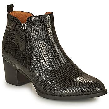 Pantofi Femei Botine Mam'Zelle TILIA Negru