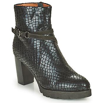 Pantofi Femei Botine Mam'Zelle UGA Negru