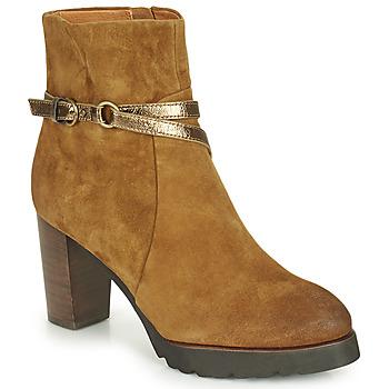 Pantofi Femei Botine Mam'Zelle UGA Camel