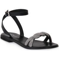 Pantofi Femei Sandale  Mosaic NERO SHINE Nero