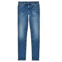 Îmbracaminte Fete Jeans skinny Tommy Hilfiger JEANNOT Albastru