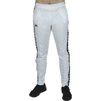 Îmbracaminte Bărbați Pantaloni de trening Kappa Banda Astoria Snaps Blanc