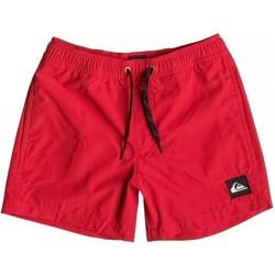 Îmbracaminte Copii Maiouri și Shorturi de baie Quiksilver Everyday 13 EQBJV03042 roșu