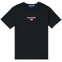 Îmbracaminte Băieți Tricouri mânecă scurtă Polo Ralph Lauren ANNITA Negru