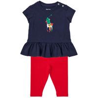 Îmbracaminte Băieți Compleuri copii  Polo Ralph Lauren BETINA Multicolor