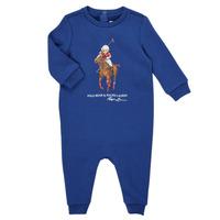 Îmbracaminte Băieți Jumpsuit și Salopete Polo Ralph Lauren KATRINA Albastru
